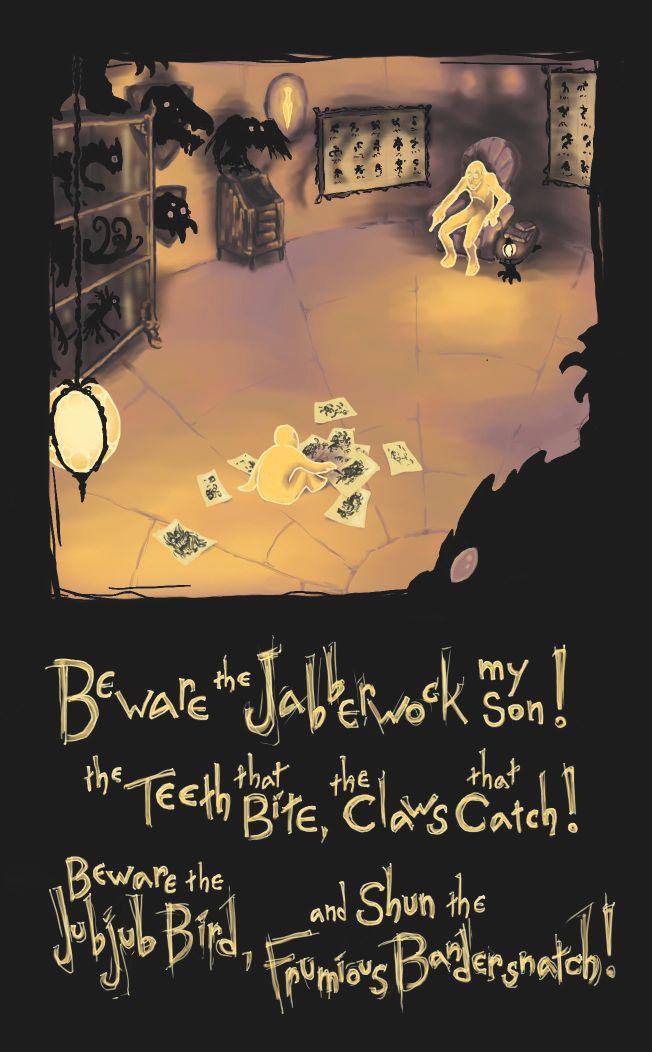 Jabberwocky Page 2