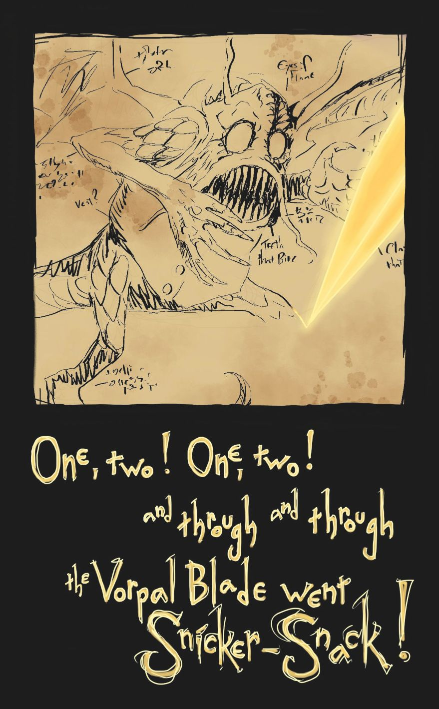 Jabberwocky Page 5