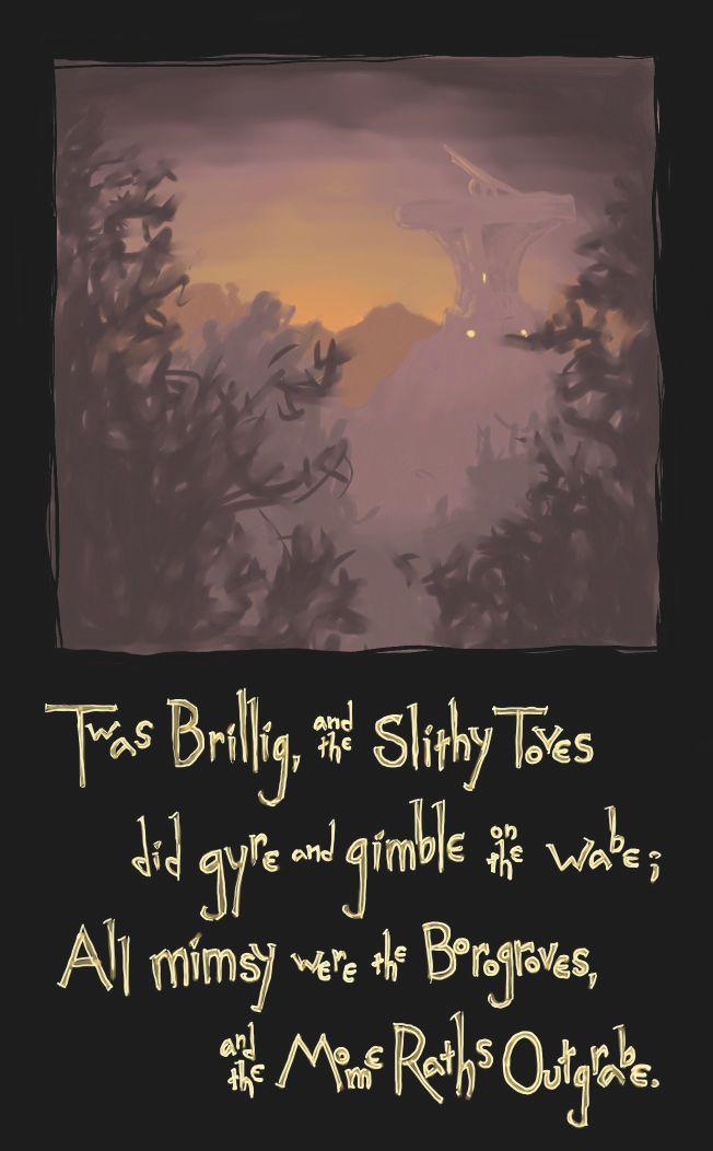 Jabberwocky Page 8