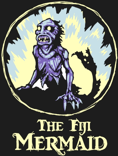 Fiji Mermaid Shirt