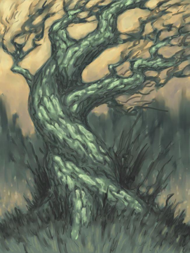 treehaunted