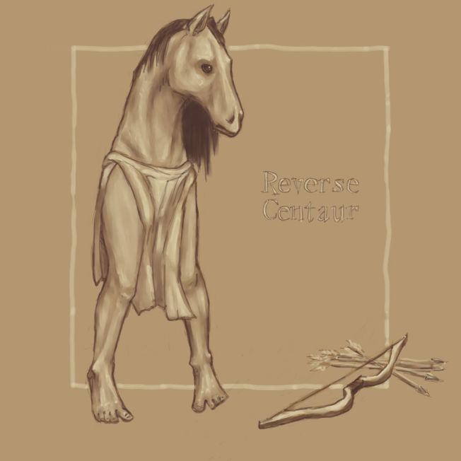 Reverse Centaur